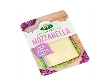 Launching of Arla Butter and Mozarella Cheese