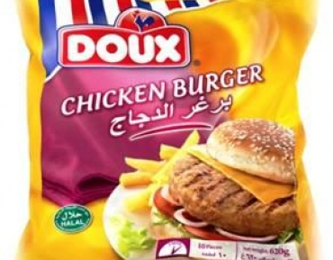 Doux Chicken Burgers